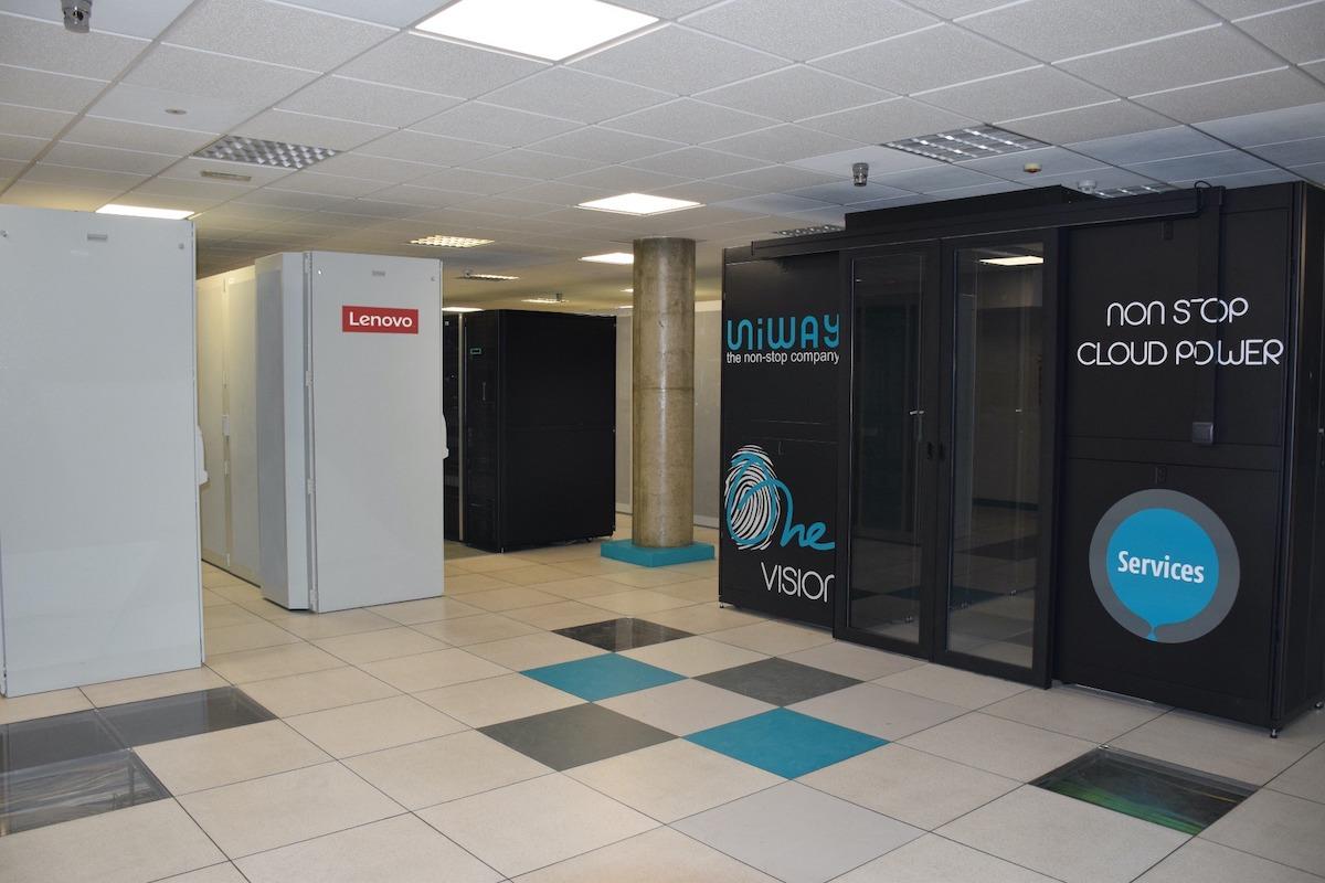 Lenovo, el partner elegido por Uniway para renovar el CPD