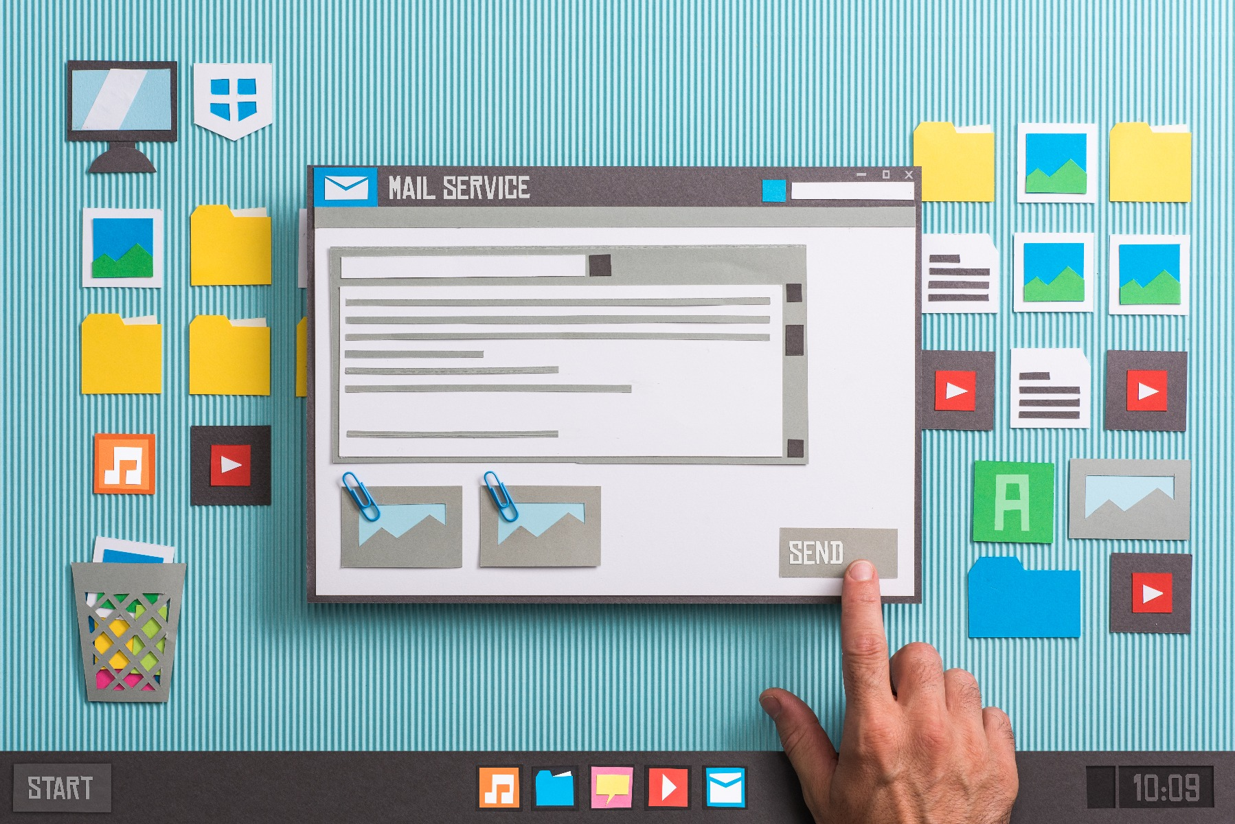 Cuestiones básicas de seguridad en el uso del correo electrónico